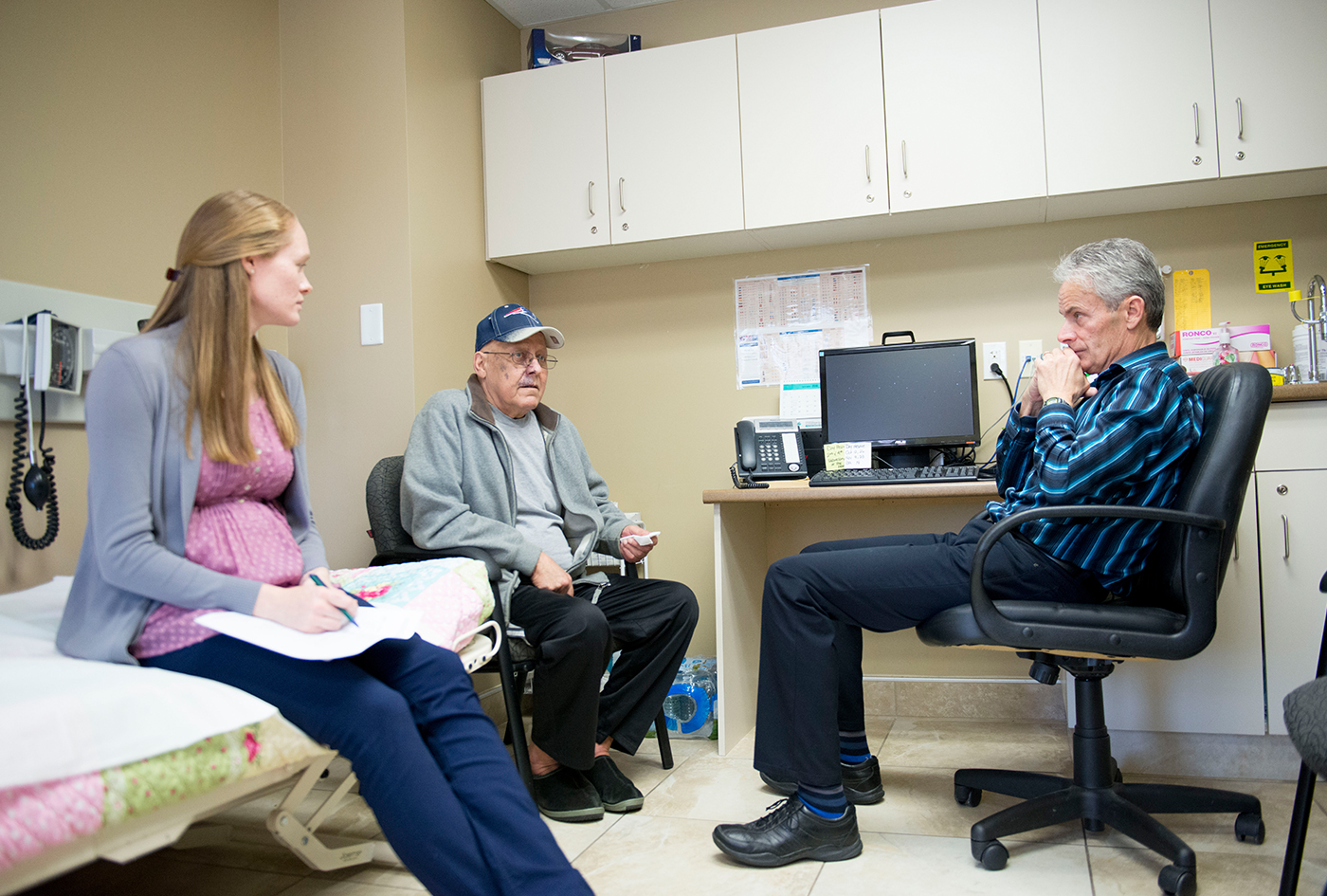 sarnia palliative care distributed education western university in
