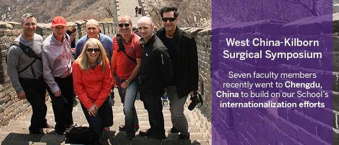 West China-Kilborn Surgical Symposium