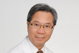 Dr. Davy Cheng, Acting Dean