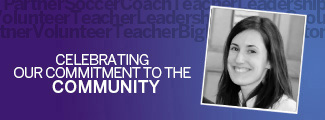 Commitment to the Community with Hilary Brown