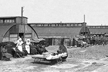 Number 10 Stationary Field Hospital