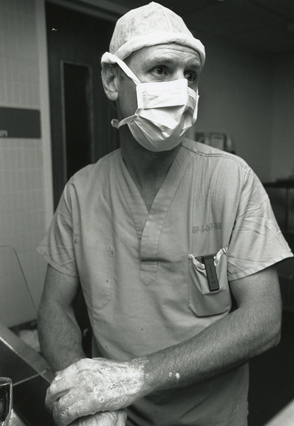 Dr. Bill Wall