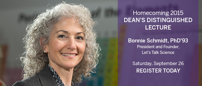 Register for the Dean's Distinguished Lecture