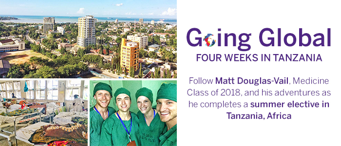 Going Global: Four Weeks in Tanzania