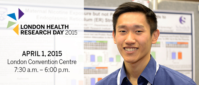 London Health Research Day 2015