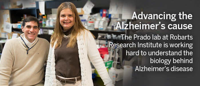 Advancing the Alzheimer's cause