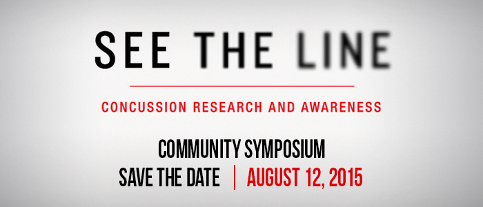 See The Line - Concussion Research and Awareness