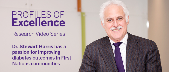 Profiles of Excellence - Dr. Stewart Harris