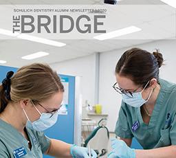 The Bridge Cover 2020
