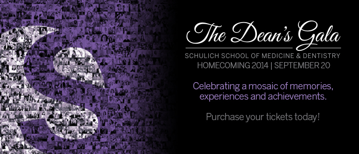 The Dean's Gala - Homecoming 2014. Purchase your tickets today