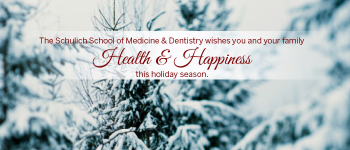 Happy Holidays from Schulich