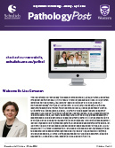 Department of Otolaryngology – Head And Neck Surgery Newsletter