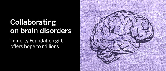 Collaborating on brain disorders