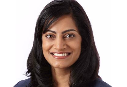 Headshot of Dr. Dhena Radhakrishnan