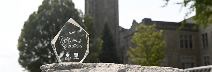 Announcement: Celebrating the 2021 Awards of Excellence recipients