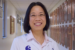 Photograph of Dr. Cecilia Dong