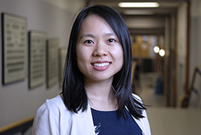 Photograph of Christine Huynh
