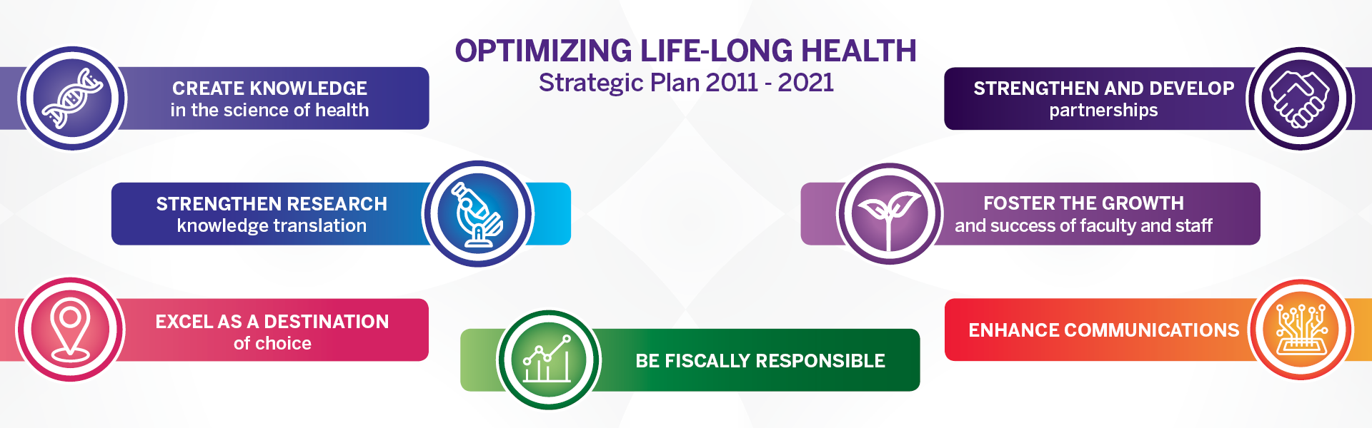 Schulich Medicine & Dentistry Strategic Plan 2011-2021
