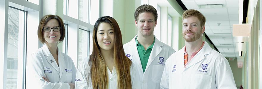 Who We Are - Schulich School of Medicine & Dentistry